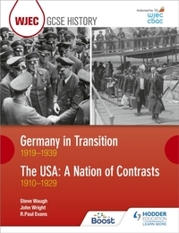 WJEC GCSE History Germany in Transition,