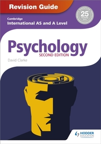 Cambridge International AS/A Level Psych