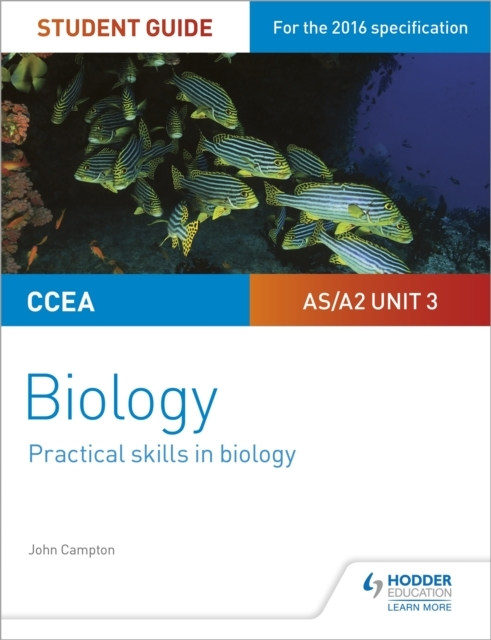 CCEA AS/A2 Unit 3 Biology Student Guide: