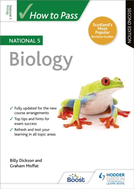 How to Pass National 5 Biology: Second E