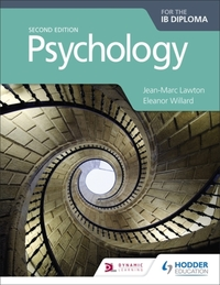 Psychology for the IB Diploma Second edi