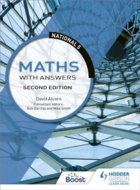 National 5 Maths with Answers: Second Ed