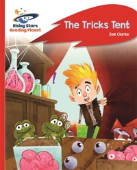 Reading Planet - The Tricks Tent - Red A