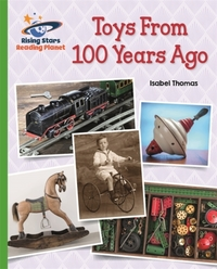 Reading Planet - Toys From 100 Years Ago