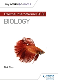 My Revision Notes: Edexcel International