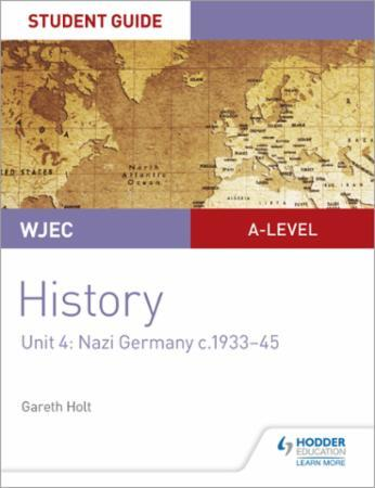 WJEC A-level History Student Guide Unit