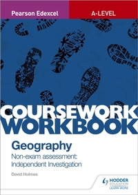 Pearson Edexcel A-level Geography Course