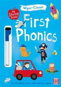 I'm Starting School: First Phonics