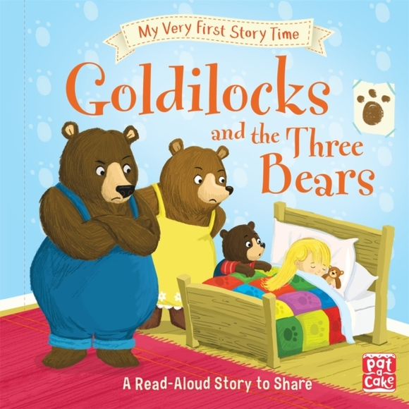 My Very First Story Time: Goldilocks and
