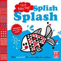 First Baby Days: Splish Splash