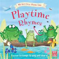 My Very First Rhyme Time: Playtime Rhyme