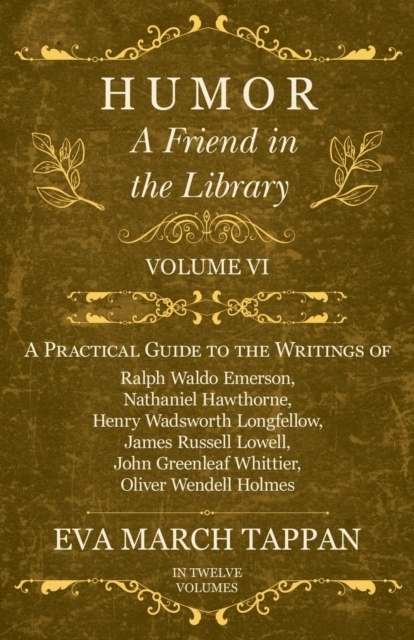 Humor - A Friend in the Library - Volume