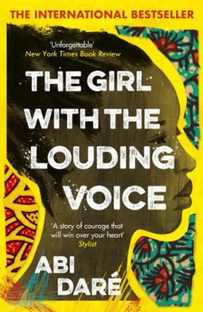Bilde av The Girl With The Louding Voice: Shortlisted For The 2020 British Book Aw