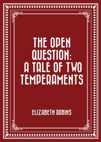Open Question: A Tale of Two Temperament
