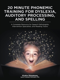 20 Minute Phonemic Training for Dyslexia