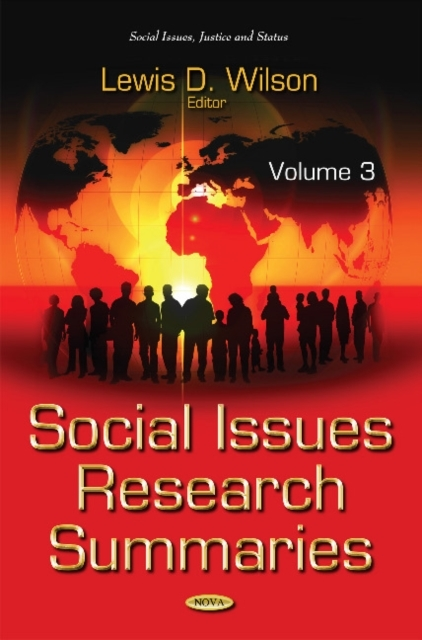 Social Issues Research Summaries (with B