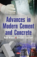 Advances in Modern Cement & Concrete