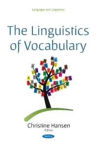 The Linguistics of Vocabulary