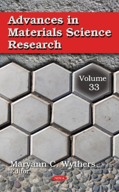 Advances in Materials Science Research