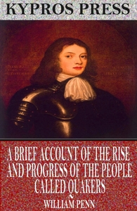 Brief Account of the Rise and Progress o
