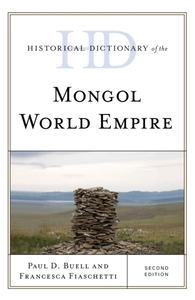 Historical Dictionary of the Mongol Worl