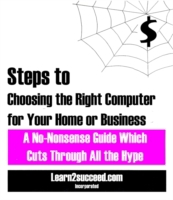 Steps to Choosing the Right Computer for
