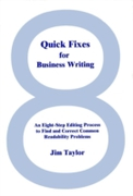 Quick Fixes for Business Writing