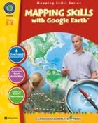 Mapping Skills with Google Earth Gr. 6-8