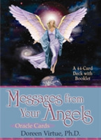 MESSAGES FROM ANGELS ORACLE CARDS