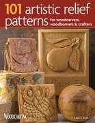101 Artistic Relief Patterns for Woodcar