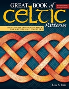 Great Book of Celtic Patterns, Second Ed
