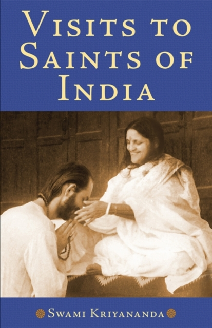 Visits to Saints of India