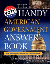 The Handy American Government Answer Boo