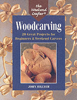The Weekend Crafter (R): Woodcarving