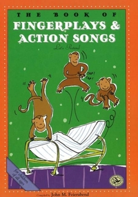 The Book of Finger Plays & Action Songs