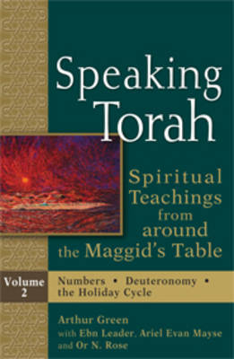 Speaking Torah, Volume 2