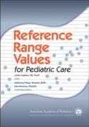 Reference Range Values for Pediatric Car