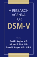 Research Agenda For DSM V