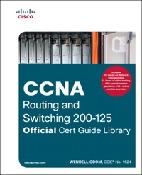 CCNA ROUTING & SWITCHING 200125 OFFICIAL