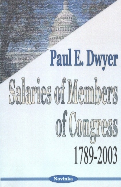 Salaries of Members of Congress