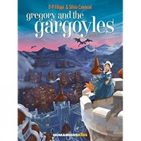Gregory And The Gargoyles #2