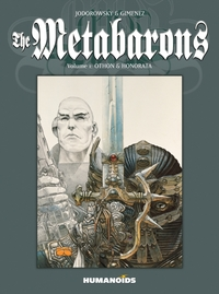 The Metabarons: Volume 1: Othon & Honora
