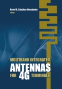 Multiband Integrated Antennas for 4G Ter