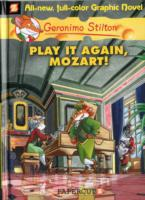 Geronimo Stilton Graphic Novels #8: Play
