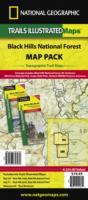 Black Hills National Forest, Map Pack Bu