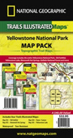 Yellowstone National Park, Map Pack Bund