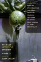 Best Horror of the Year Volume 6