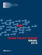 Trade Policy Review - Israel