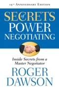 Secrets of Power Negotiating, 15th Anniv