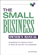 Small Business Owner's Manual